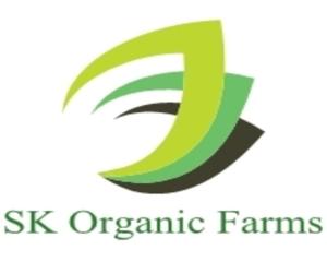 Logo - SK Organic Farms