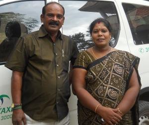 Mr. N. Vidhyadharan, Ms. M.Jayarani, Founders