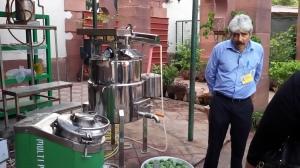 Dharambir Kamboj – develops multi-purpose food processor