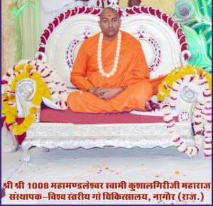 Swamiji Kushagiriji Maharaj