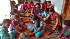 Women at one of our workshop