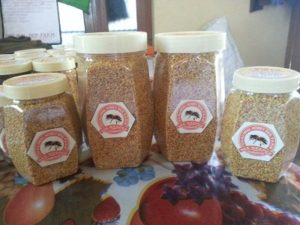 Bee Pollen ready for sale
