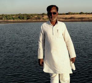 Bhajandas Vitthal Pawar –  converts his barren Kadbanwadi village into farming zone with water conservation