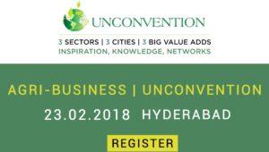 Villgro Unconvention at Hyderabad – 23rd February 2018