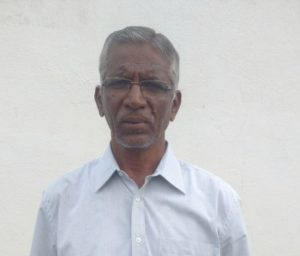 C. Ganesan – runs dairy farm for preserving and promoting Indian desi breeds