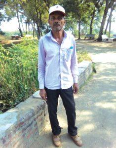 Rajnikant Vithalbhai Patel – constructs permanent trellis structure to increase vegetable production