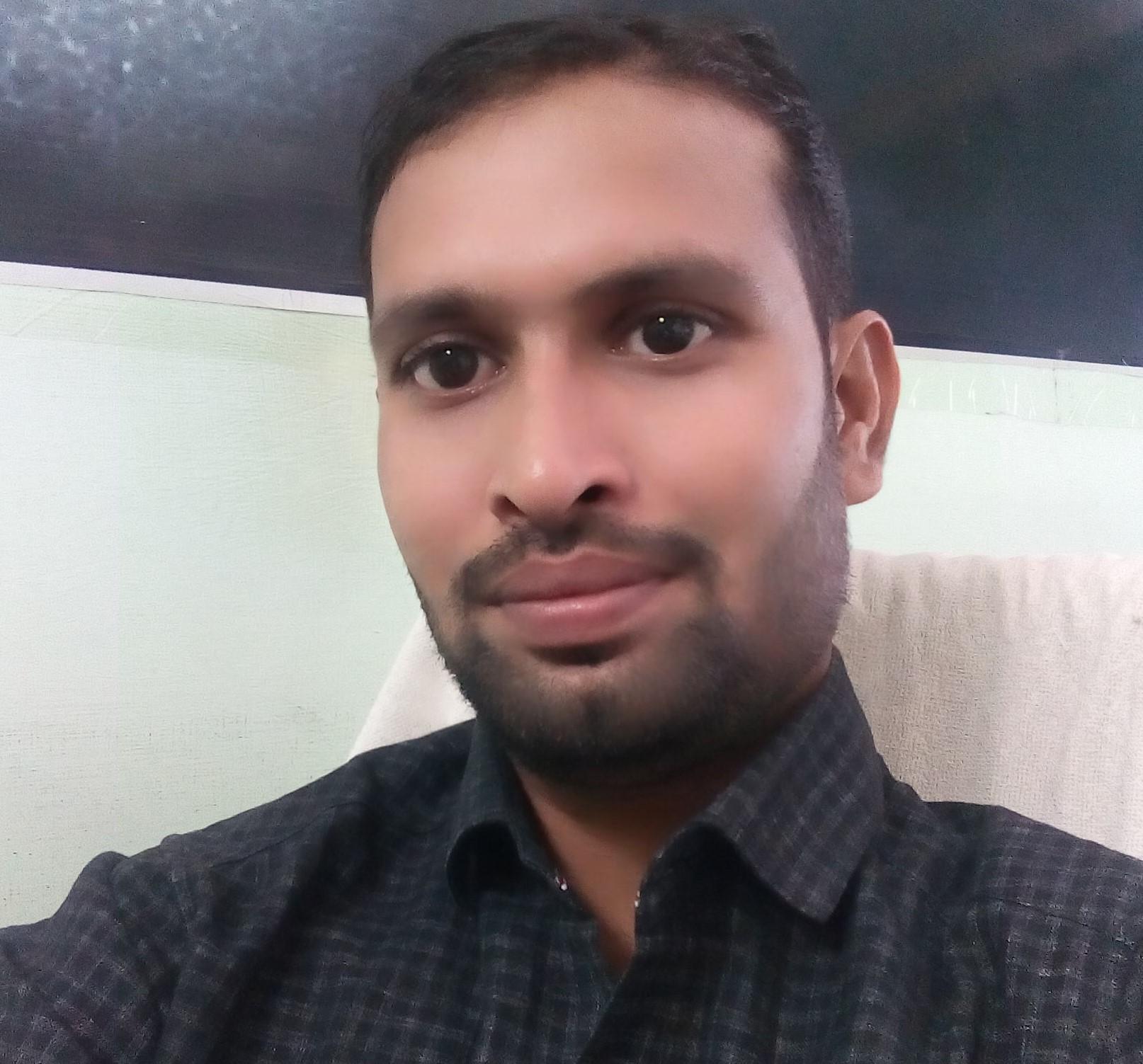 Yunus K Khan – agri consultant from Akola, Maharashtra.
