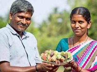Shankar – farmer from Hitne Hebbagilu, Mysore district, Karnataka