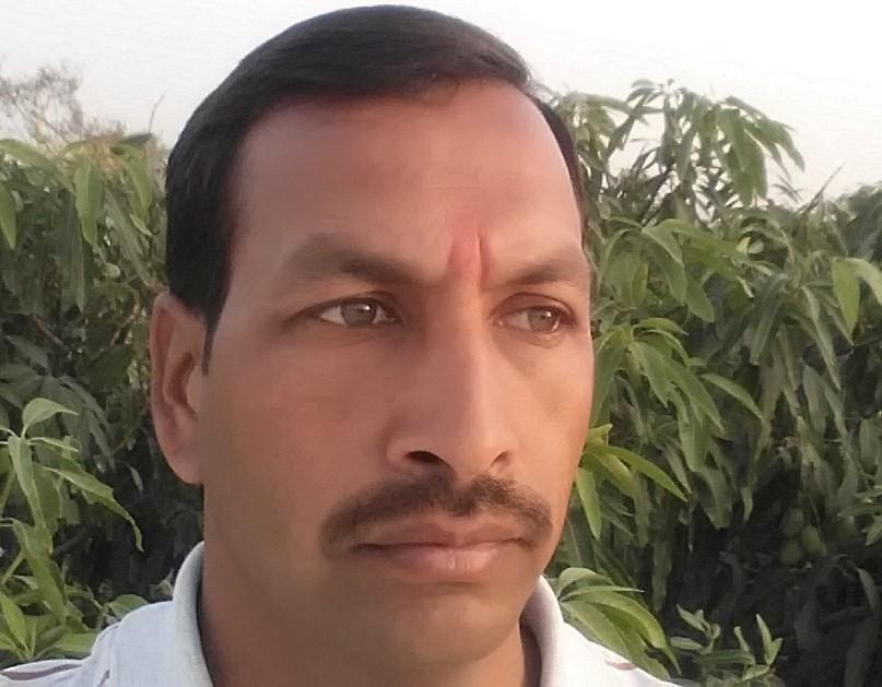 Arjun Patidar – progressive farmer from Mandsaur district, Madhya Pradesh