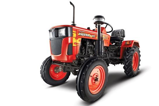 Tractors & Tillers