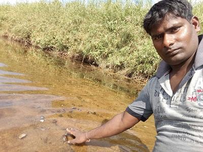 Sanjay Gandate – Pearl Farmer