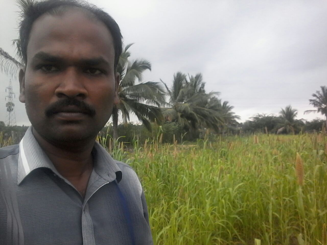 T. Siva – poultry farmer in Ramanathapuram district, Tamil Nadu