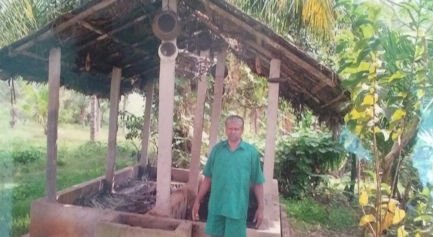 Puttappa – post retirement becomes full time farmer to grow food for family and friends
