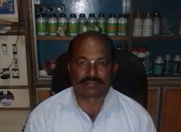 Srishailaparappa Sankartti Handigund – recommends sweet corn for stable annual income