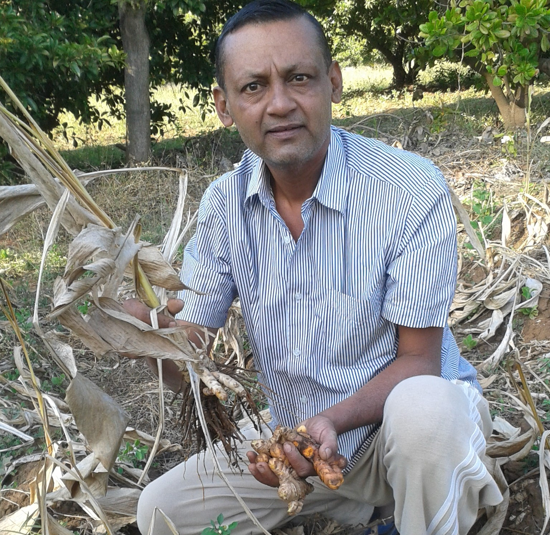 Venkat Iyer – techie turned farmer lives simple and satisfying life in Peth village, 91 km from Mumbai, Maharashtra