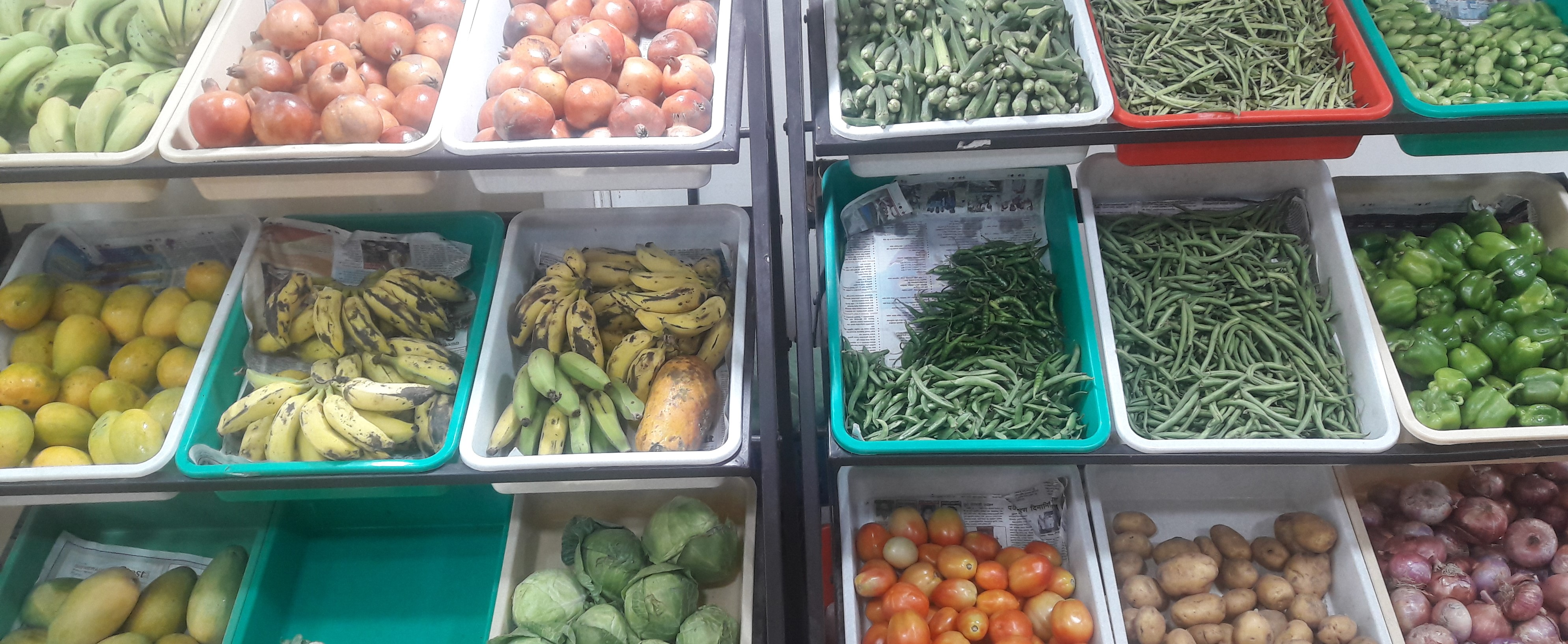 Rich N Fresh Organic Vegetables N Fruits – 12 friends start shopping mall to sell their organic farm produce in Pune, Maharashtra