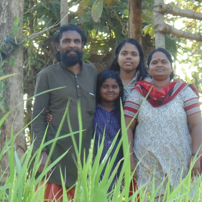 Thaithal Village – community driven self-supported village