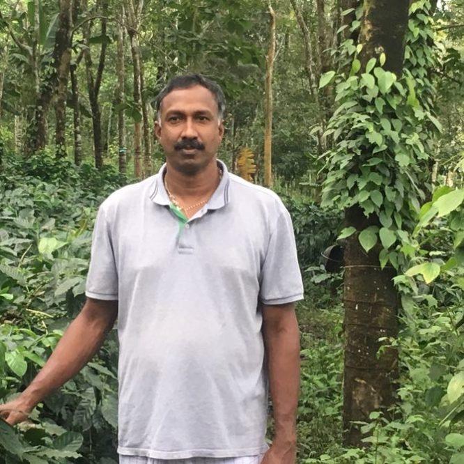 Roy Antony – Develops new variety of Arabica coffee