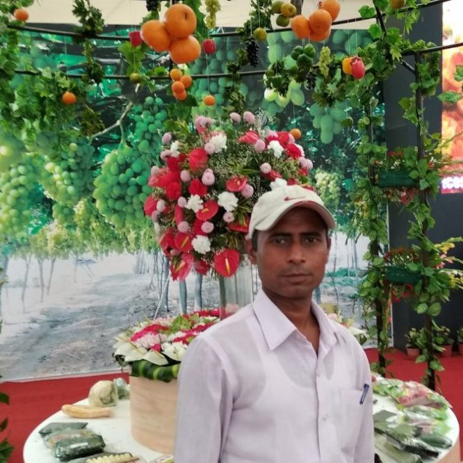 Amit Mishra – UP farmer sells directly to end consumer