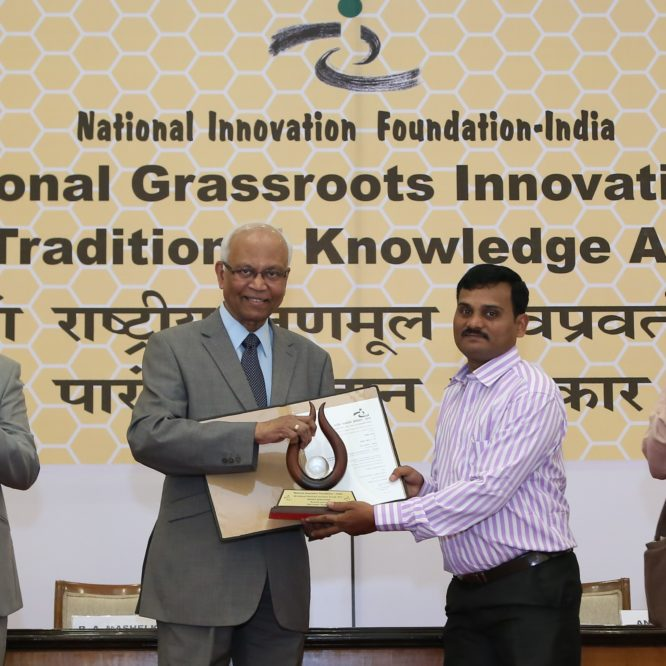 Girish Badragond – Invents solutions to resolve problems in farming