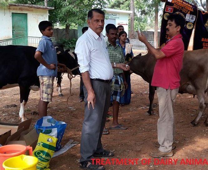 Dr. R K Chaluvaiah  -From Veterinary Medicine to Animal Husbandry in Karnataka
