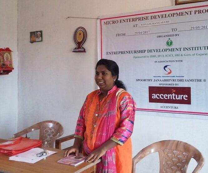 Dr. Neema.K.N  – Lady entrepreneur in food processing