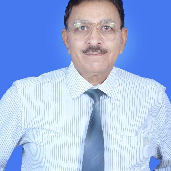Dr. Girish Puri -Soil testing expert