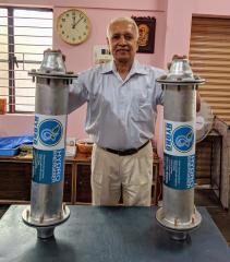 Mr Manohar Sirahatti- Director, HydroEnergiser Solutions Pvt Ltd.