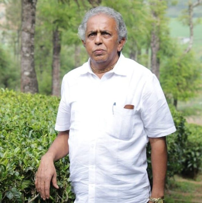 S. Murali – Organic tea grower in Nilgiris