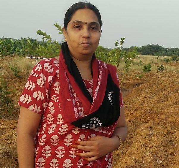 Ms. I Surya Narmada – Agricultural consultant/Arbitrator Consultant/Trainer