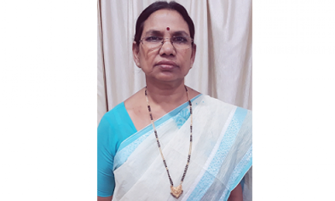 """Dr. M. Vijaya on """"Cultivation of valuable horticulture crops with less water"""""""