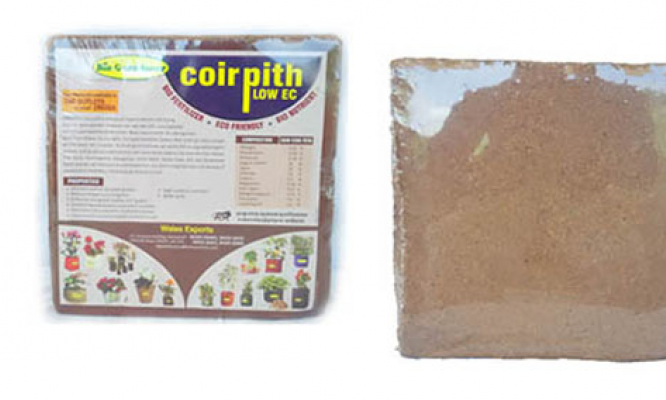 "Mr. Gowthaman S.K. on ""Uses of organic coir pith"""
