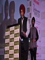 "Mr. Rajpal Singh Gandhi on ""Opportunities for value addition in stevia- A calorie free natural sweetener"""